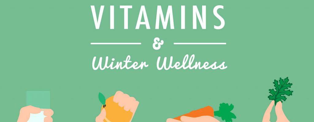 Vitamins and Winter Wellness